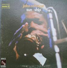 "John Coltrane "" Sun * Ship "" VG+ / VG+ EO 1965"