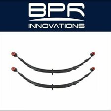 "Pro Comp Suspension Fits F-250/Excursion Front 4"" Leaf Springs(pair)-22410"