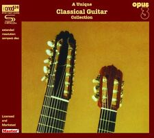 OPUS 3 99306 SHM-CD XRCD24 - A Unique Classical Guitar Collection