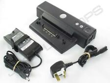 Dell Latitude D400 D410 D420 D430 PR01X Docking Station inc Power Supply Adapter