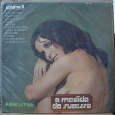 OSMAR MILITO QUARTETO FORMA MARCOS VALLE 1972 Cheesecake Cover LP BRAZIL HEAR