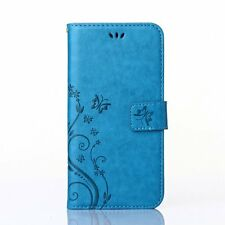 Flip Leather Wallet Cards Stand Case Cover For iPhone 4S 5S 6 6S 7 Plus SE X 8