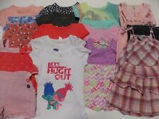 Girls 3T Spring Summer Shirts Shorts Skirts Romper Clothes Outfits Lot FREE SHIP