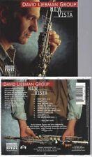 CD--DAVE LIEBMAN | --NEW VISTA
