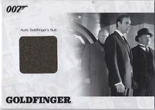 JAMES BOND 2014 ARCHIVES JBR40 AURIC GOLDFINGER SUIT GERT FROBE RELIC 146/275