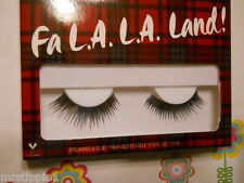 Wet N Wild False Eyelashes - Fa L.A. L.A. Land! - Black, Glue Included Ltd Ed