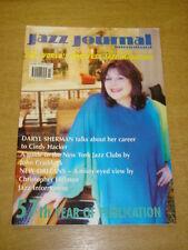 JAZZ JOURNAL INTERNATIONAL VOL 57 #10 2004 OCTOBER DARYL SHERMAN PETE STRANGE