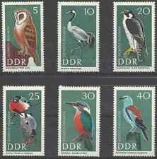Timbres Oiseaux RDA Allemagne 969/74 ** lot 27161