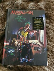 Marillion script for a jesters tear deluxe edition 4cd 1 blu ray. Brand new.