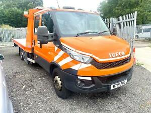 Iveco Daily  70C 17 Tilt slide Recovery Truck. EX RAC 2016/16 Registration.