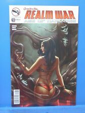 Realm War Age of Darkness #10 Cover C  Variant Zenescope Comics CB11174