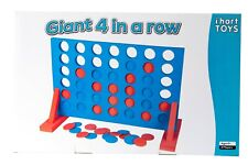 NEW Giant 4 In A Row | Kids EVA Foam Connect Four Outdoor Toys | ihartTOYS