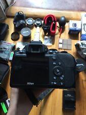 Nikon D3500 24.2MP DSLR Camera (Renewed)