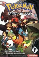 Pokémon   noir et blanc t.1 Kusaka  Hidendri  Yamamoto  Satoshi Occasion Livre