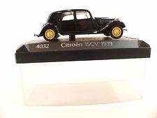 Solido ◊ 4032 ◊ Citroën 15CV 1939 ◊ 1/43 en boîte / boxed