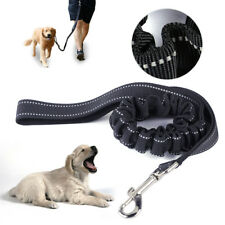 Stretch Dog Walking Leads Bungee Rope Traffic Leash Adjustable Pet Traction Belt