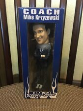 Coach K Bobblehead - Mike Krzyzewski Duke Blue Devils - NEW Bobble Head