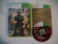 Gears of War 3 (Microsoft Xbox 360, 2011) Summer blowout event!!