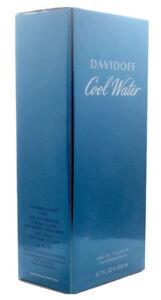 Davidoff COOL WATER 200ml Eau De Toilette For Men EDT & ORIGINALVERPACKT