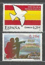 Spain II Centenary Mail 2006 Edifil 4286/7 MNH