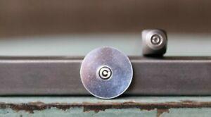 SUPPLY GUY 3mm Mini Copyright Symbol Metal Punch Design Stamp SGCH-322