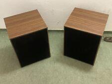 2x DDR RFT Lautsprecher Kompaktbox B 9351 Statron Funktionstüchtig gut erhalten