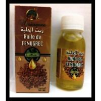 Huile de Fenugrec 60 ml authentique .fenugreek oil