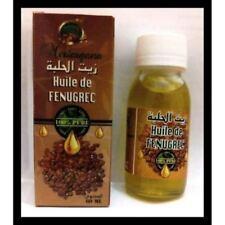 Huile de Fenugrec 60 ml authentique .fenugreek oil