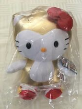 SDCC 2016 Toynami Gold Sonic X Hello Kitty Plush (DL2)