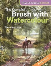 Terry Harrison's Complete Brush with Watercolour by Terry Harrison (2017,...