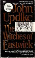 The Witches of Eastwick Mass Market Paperbound John Updike