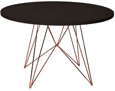 Table Magis XZ3 copper with black top