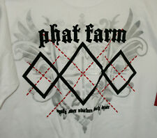Vintage Phat Pharm Royalty Since 1992 T-Shirt NOS New Tags Unused Sz XL 2000's