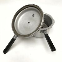 @@ Vintage MIRRO-MATIC Pressure Cooker 4 Quart Pan Model 394M EUC