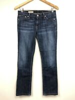 AG Adriano Goldschmied Jeans The Angelina Petite Boot Cut Womens Size 27