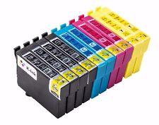 10PK 200 XL 200XL Black & Color Ink Cartridge For Epson XP 410 400 310 300 200