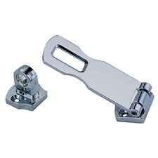 "Perko Swivel Eye Hasp - 3"" - Chrome Plated Zinc"