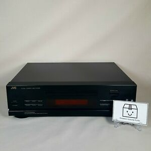 JVC XL-E44BK CD / Compact Disc Player