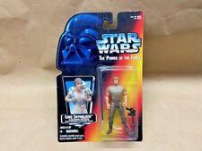 Star Wars The Power of the Force Luke Skywalker in Dagobah Fatigues
