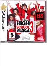 DS High School Musical 3 Senior Year Nuovo x Ds/ds lite/dsi/xl 3ds 2ds