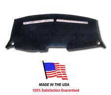 2011-2015 Fiat 500 Dash Cover Mat Pad Black Carpet FI20-5 Made in the USA