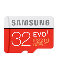 SAMSUNG EVO PLUS  32 GB Micro SD SDHC Memory Card for Mobile Phones and Tablets,