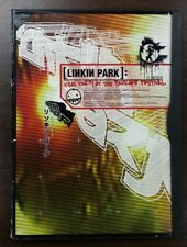 "LINKIN PARK- ""Frat Party at the Pankake Festival"", Rare 5 Video, DVD 2001"