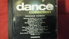 COMPILATION - DANCE COLLECTION. WONDER WOMAN. EDIZIONE DEAGOSTINI. CD