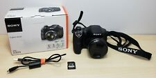 Sony Cyber-shot DSC-H300 20.1MP Digital Camera 35x Optical Zoom W/ 16GB Card