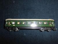 Marklin H0 - 346/1 - 4006 D-Zug-Wagen Green 2^ Kl.