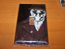 WATCHMEN RORSCHACH MOVIE LIGHT SWITCH PLATE