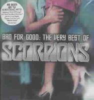 SCORPIONS (GERMANY) - BAD FOR GOOD: THE VERY BEST OF SCORPIONS NEW CD