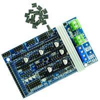 RAMPS 1.6 Shield + Kühlkörper für Arduino Mega, RepRap, Anet,Anycubic 3D-Drucker