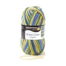 Bravo color de Schachenmayr-barcelona (02093) - 50 G/aprox. 133 M de lana